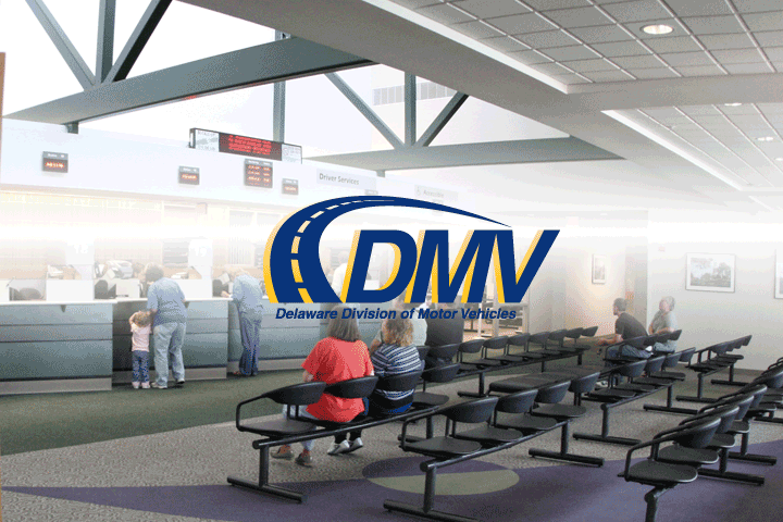 Delaware division of motor vehicles live video feeds for Ca department of motor vehicles registration