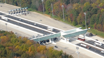Newark Toll Plaza