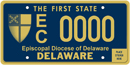 Delaware Episcopal Diocese tag