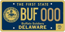 Buffalo Soldiers tag