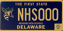 Newark High School tag