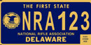 National Rifle Association tag